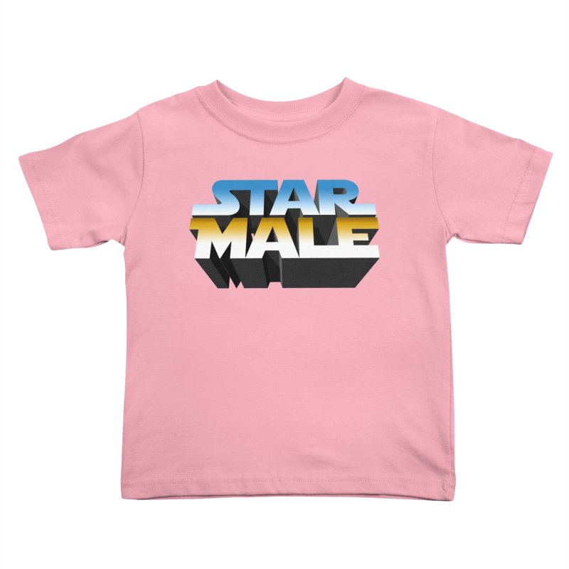 Star Male Kids Toddler T-Shirt by Frankie hi-nrg mc & le magliette