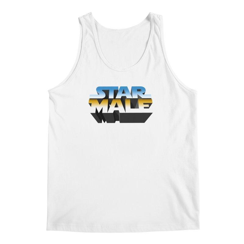 Star Male Men's Regular Tank by Frankie hi-nrg mc & le magliette