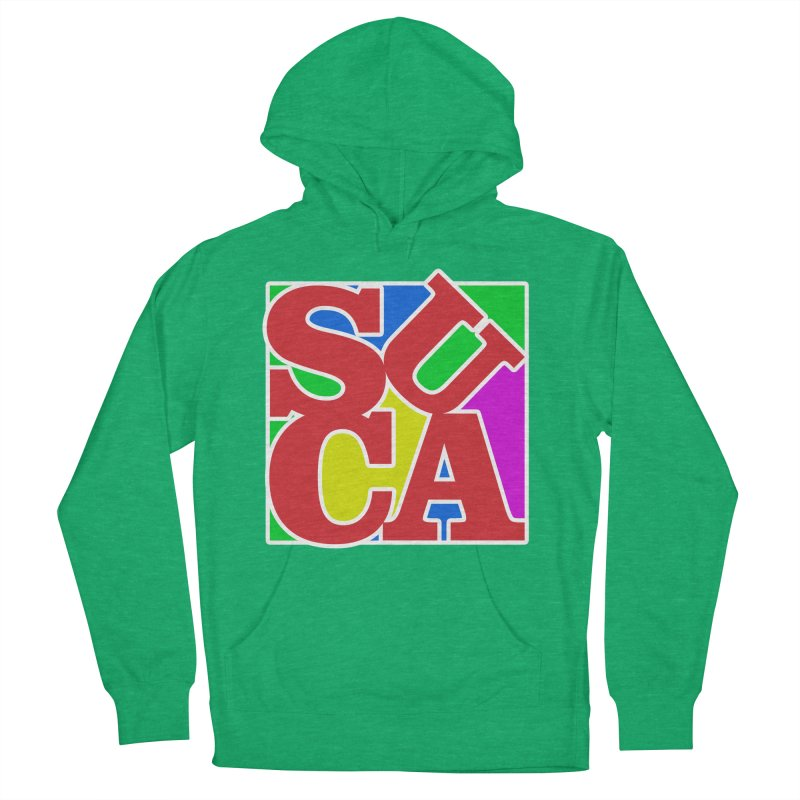Suca Men's Pullover Hoody by Frankie hi-nrg mc & le magliette