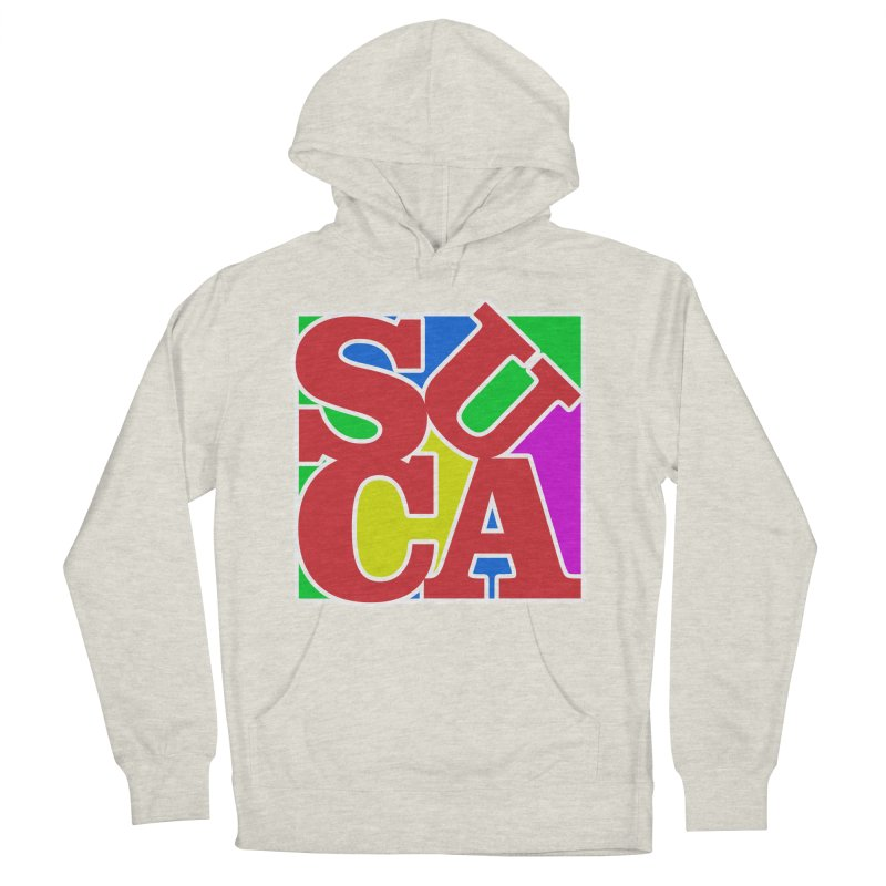 Suca Men's Pullover Hoody by Frankie hi-nrg mc & le magliette