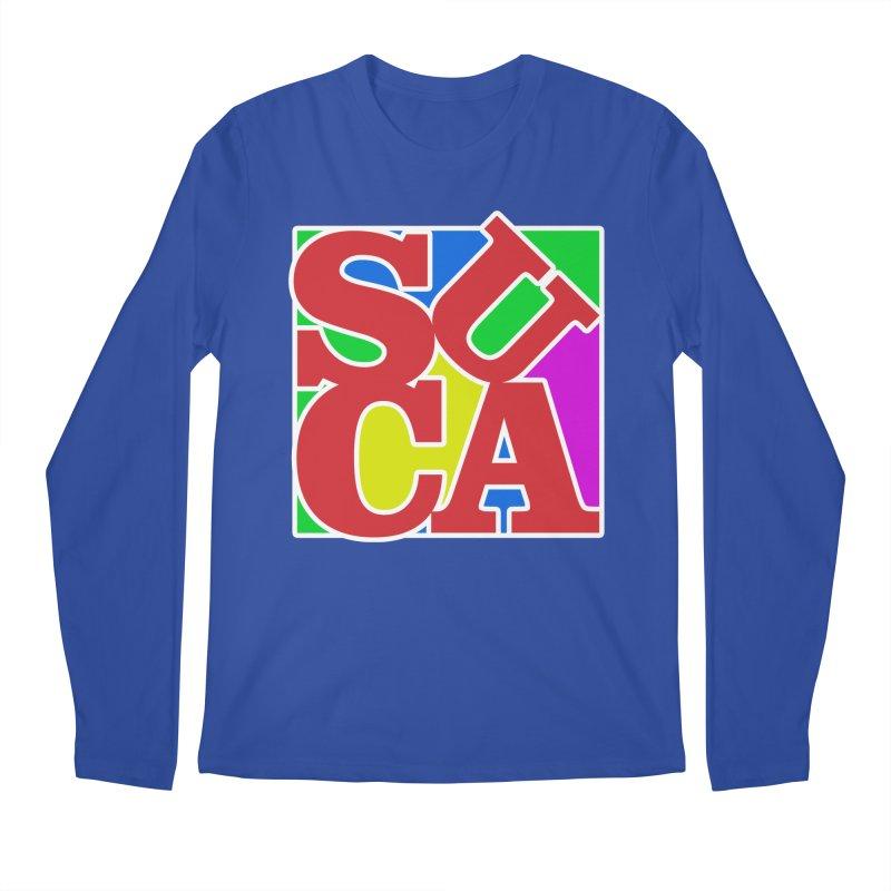 Suca Men's Longsleeve T-Shirt by Frankie hi-nrg mc & le magliette