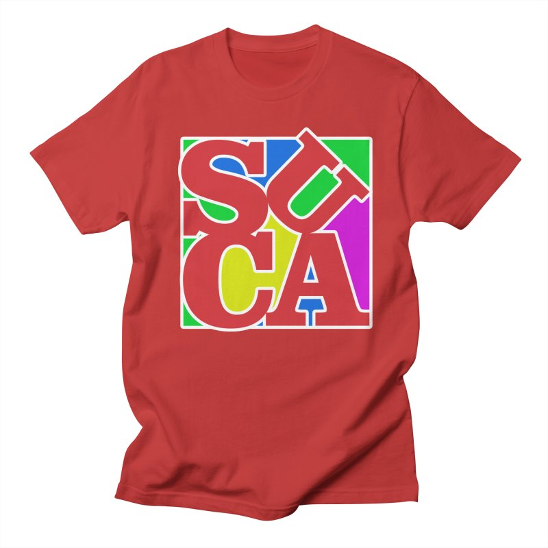 Suca Men's T-Shirt by Frankie hi-nrg mc & le magliette