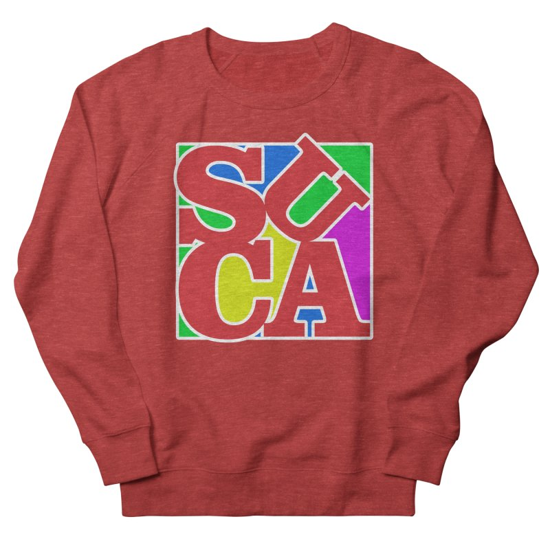 Suca Women's Sweatshirt by Frankie hi-nrg mc & le magliette