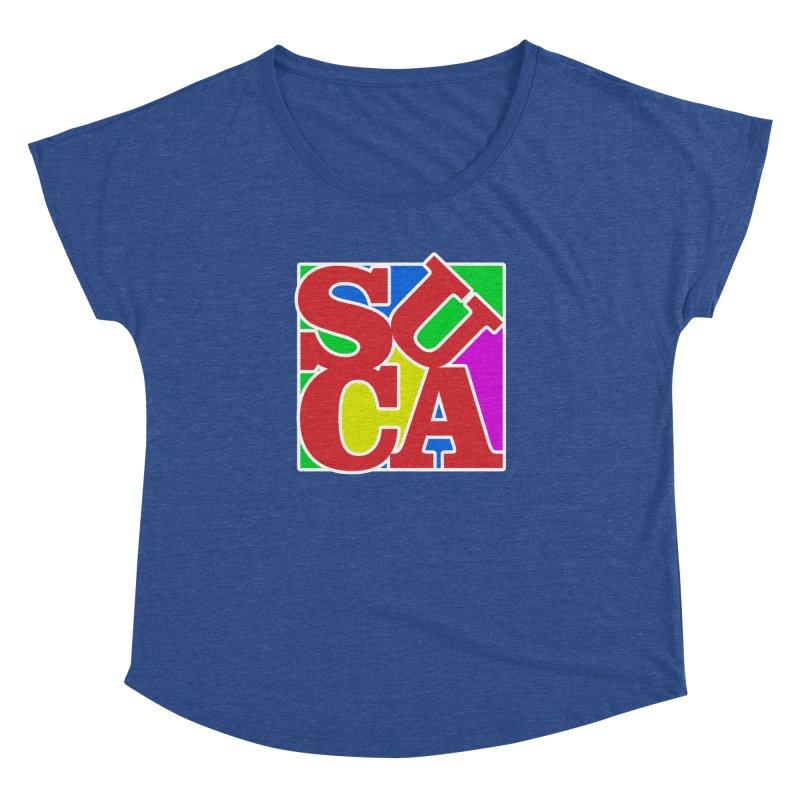 Suca   by Frankie hi-nrg mc & le magliette