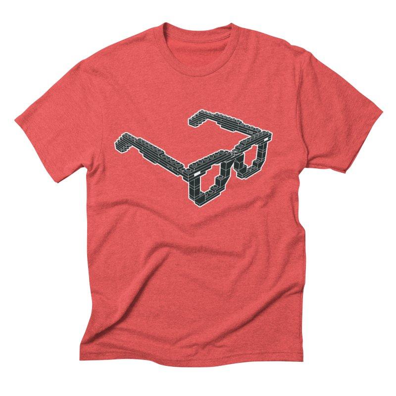 LEG(g)O Men's Triblend T-shirt by Frankie hi-nrg mc & le magliette