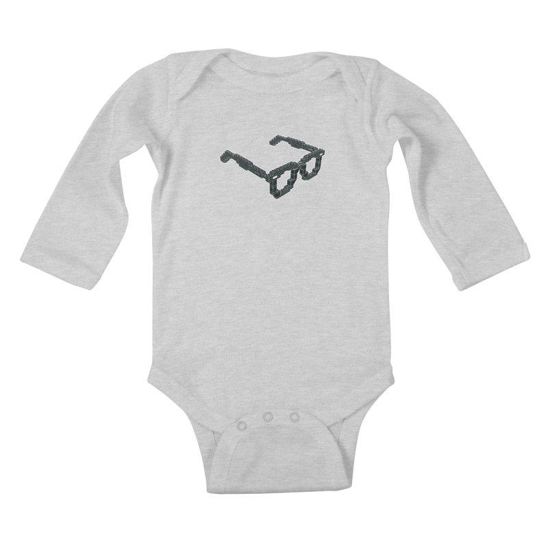 LEG(g)O Kids Baby Longsleeve Bodysuit by Frankie hi-nrg mc & le magliette