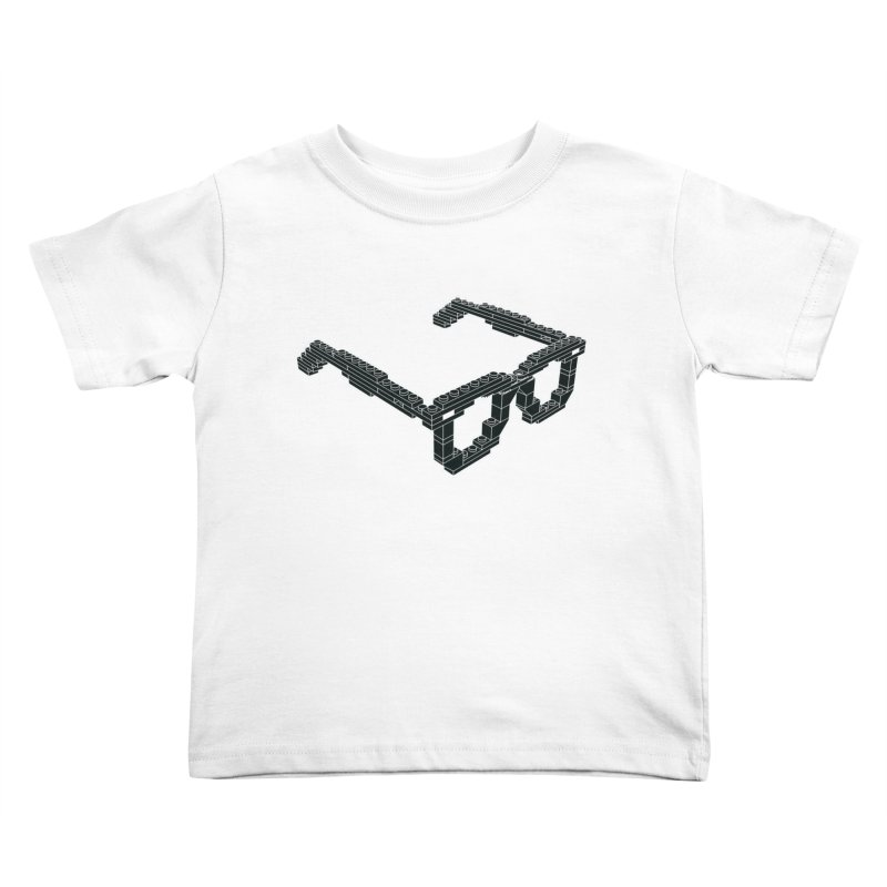 LEG(g)O Kids Toddler T-Shirt by Frankie hi-nrg mc & le magliette