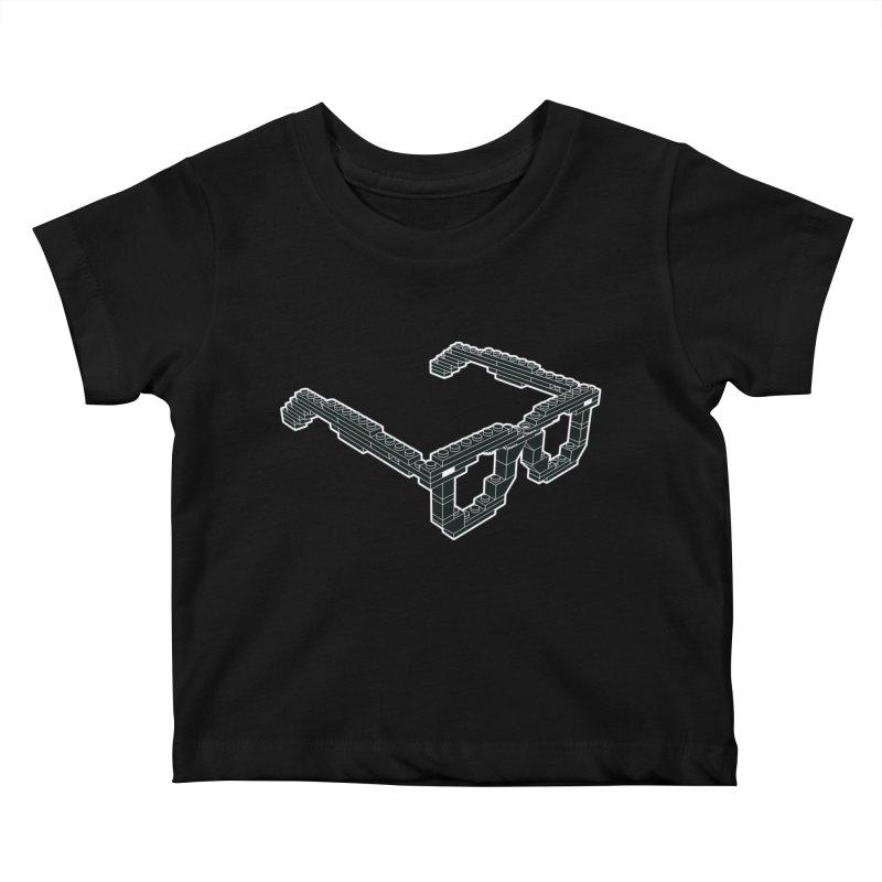 LEG(g)O Kids Baby T-Shirt by Frankie hi-nrg mc & le magliette
