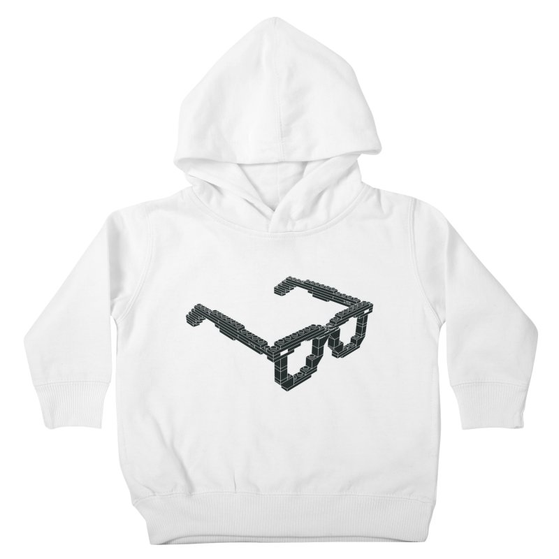 LEG(g)O Kids Toddler Pullover Hoody by Frankie hi-nrg mc & le magliette