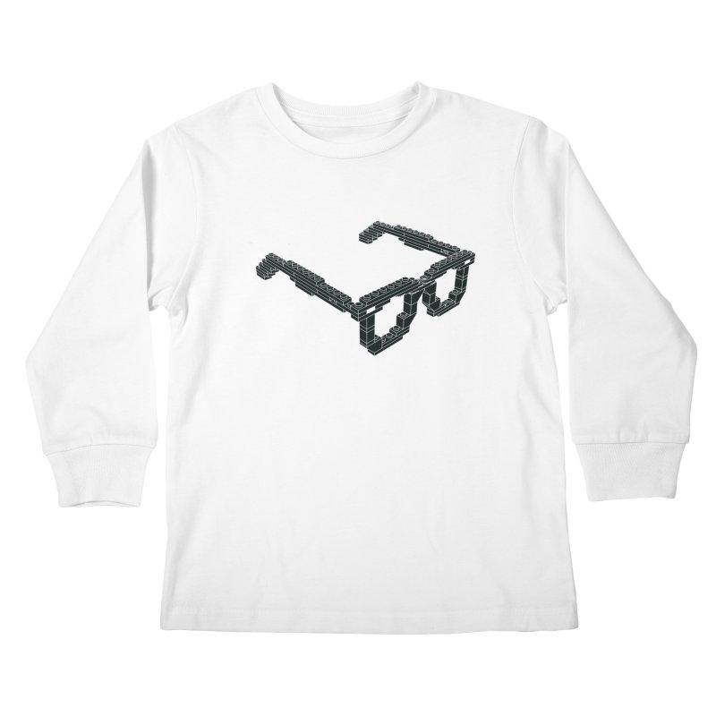 LEG(g)O Kids Longsleeve T-Shirt by Frankie hi-nrg mc & le magliette