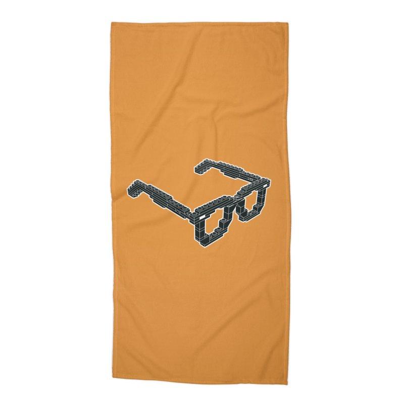 LEG(g)O Accessories Beach Towel by Frankie hi-nrg mc & le magliette