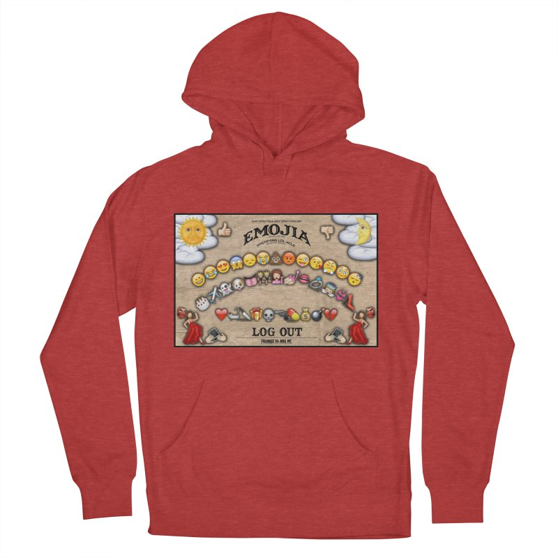 EMOJIA Women's Pullover Hoody by Frankie hi-nrg mc & le magliette