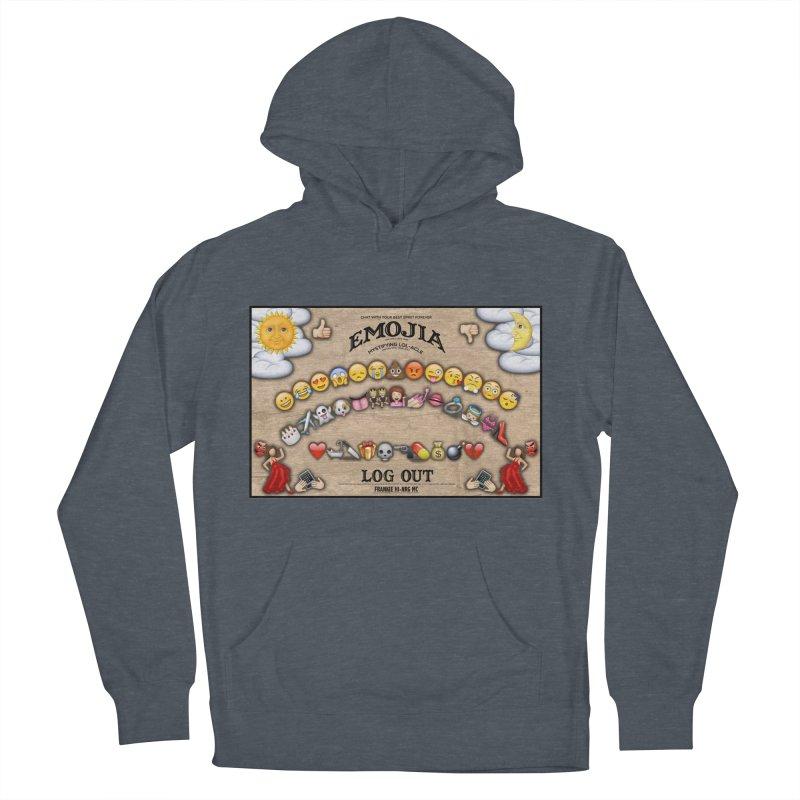 EMOJIA Men's Pullover Hoody by Frankie hi-nrg mc & le magliette