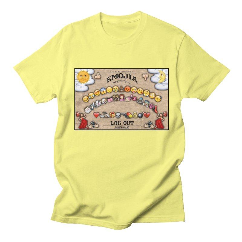 EMOJIA Men's T-Shirt by Frankie hi-nrg mc & le magliette