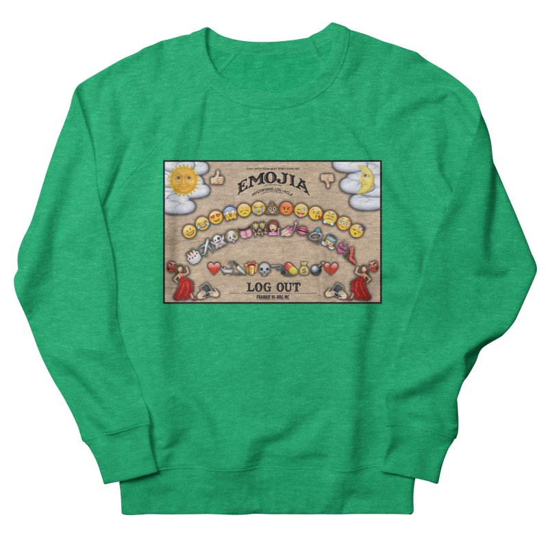 EMOJIA Women's Sweatshirt by Frankie hi-nrg mc & le magliette
