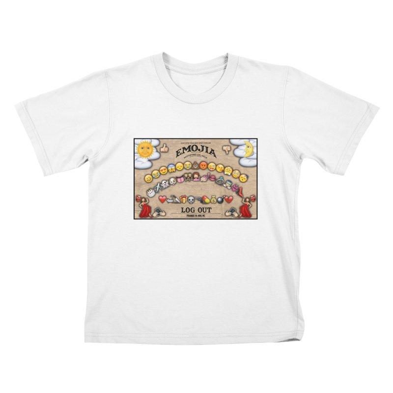 EMOJIA Kids T-shirt by Frankie hi-nrg mc & le magliette