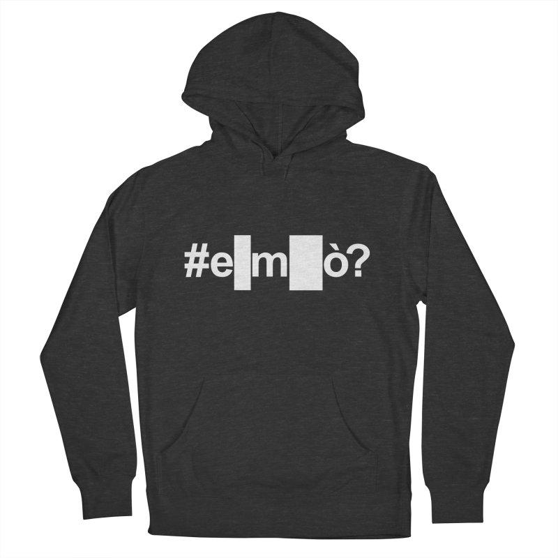 #emò? Men's Pullover Hoody by Frankie hi-nrg mc & le magliette