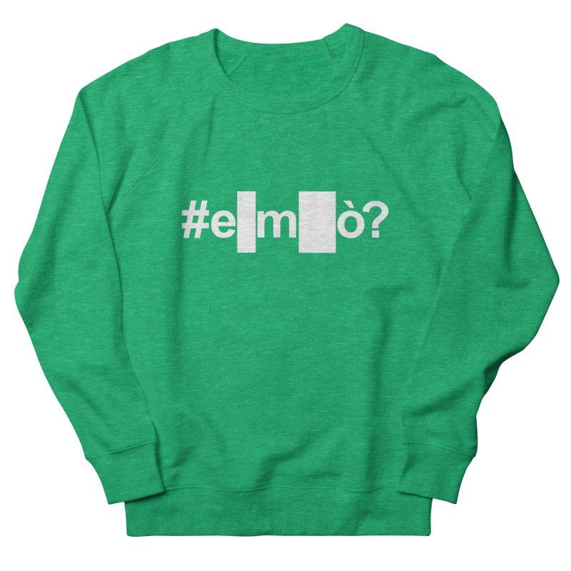 #emò? Men's Sweatshirt by Frankie hi-nrg mc & le magliette