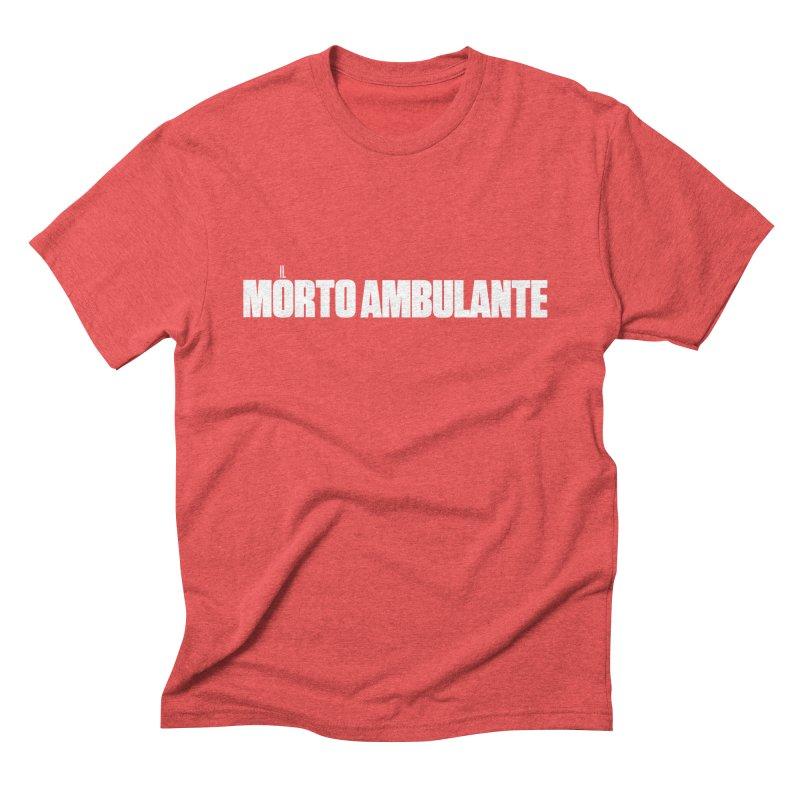 The Walking Dead Men's Triblend T-shirt by Frankie hi-nrg mc & le magliette
