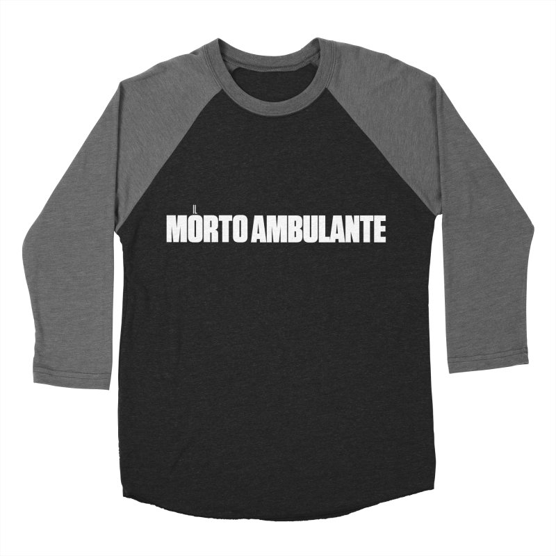 The Walking Dead Men's Baseball Triblend T-Shirt by Frankie hi-nrg mc & le magliette