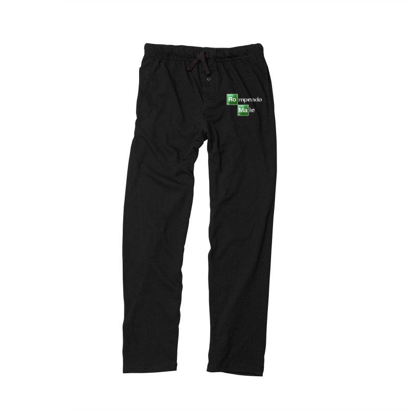 Breaking Bad Men's Lounge Pants by Frankie hi-nrg mc & le magliette