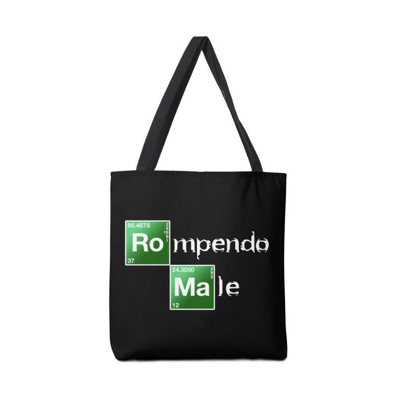 Breaking Bad Accessories Bag by Frankie hi-nrg mc & le magliette