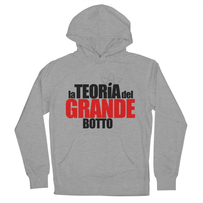 The Big Bang Theory Women's Pullover Hoody by Frankie hi-nrg mc & le magliette
