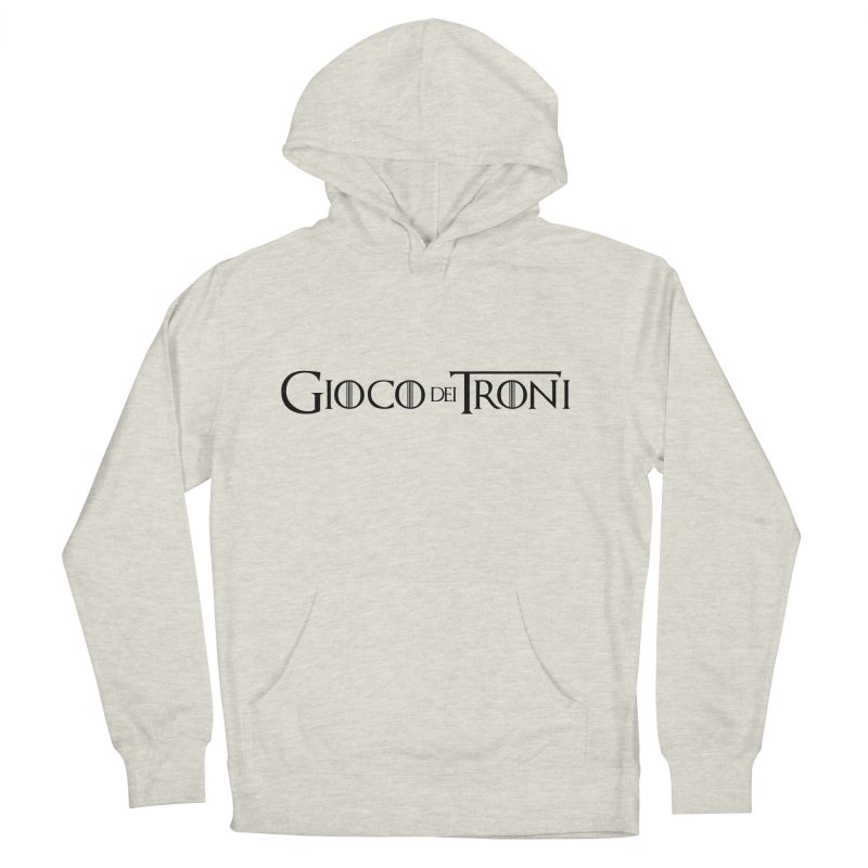 Game of Thrones Men's Pullover Hoody by Frankie hi-nrg mc & le magliette