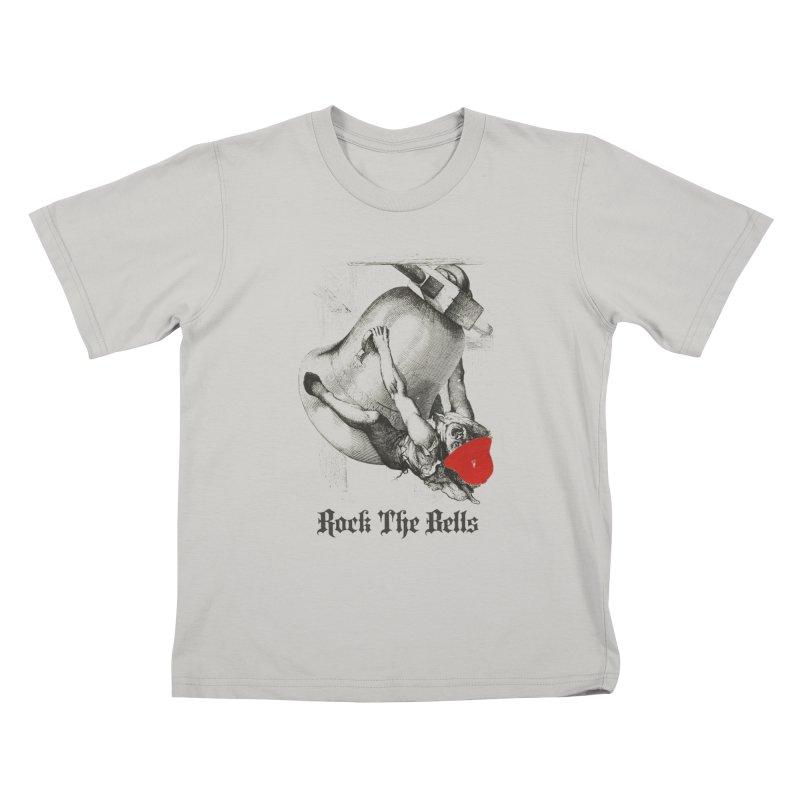 Rock The Bells Kids T-Shirt by Frankie hi-nrg mc & le magliette
