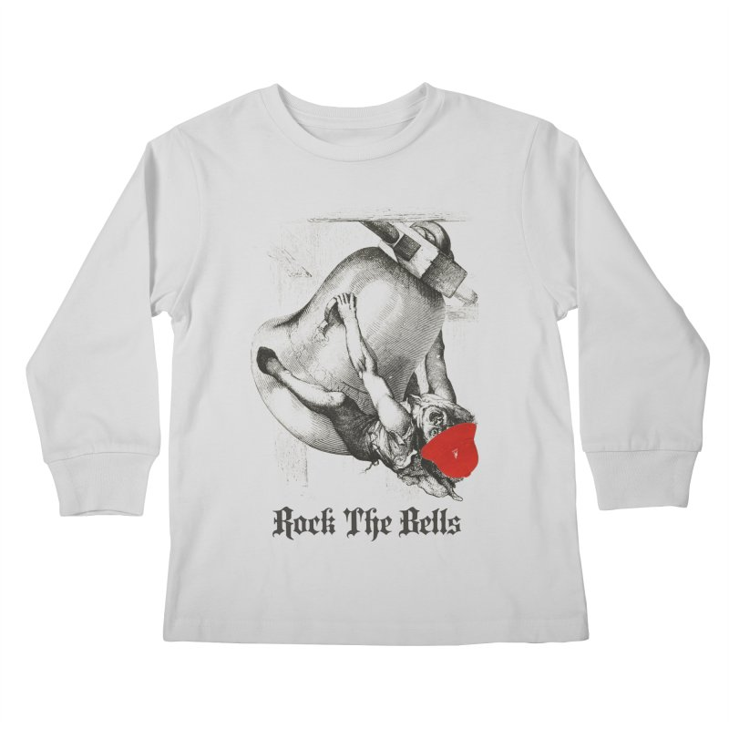 Rock The Bells Kids Longsleeve T-Shirt by Frankie hi-nrg mc & le magliette