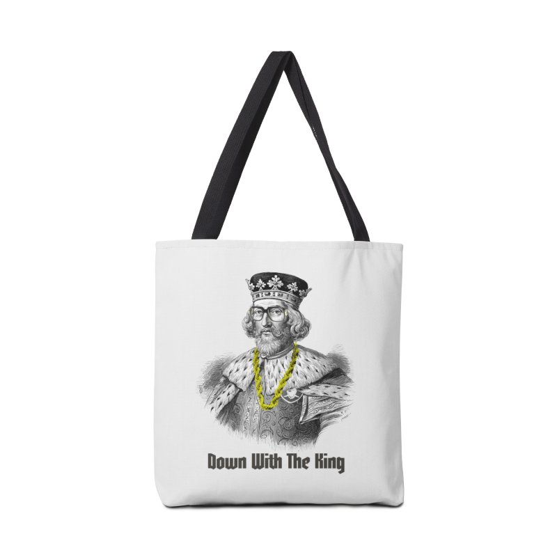 Down With The King Accessories Bag by Frankie hi-nrg mc & le magliette