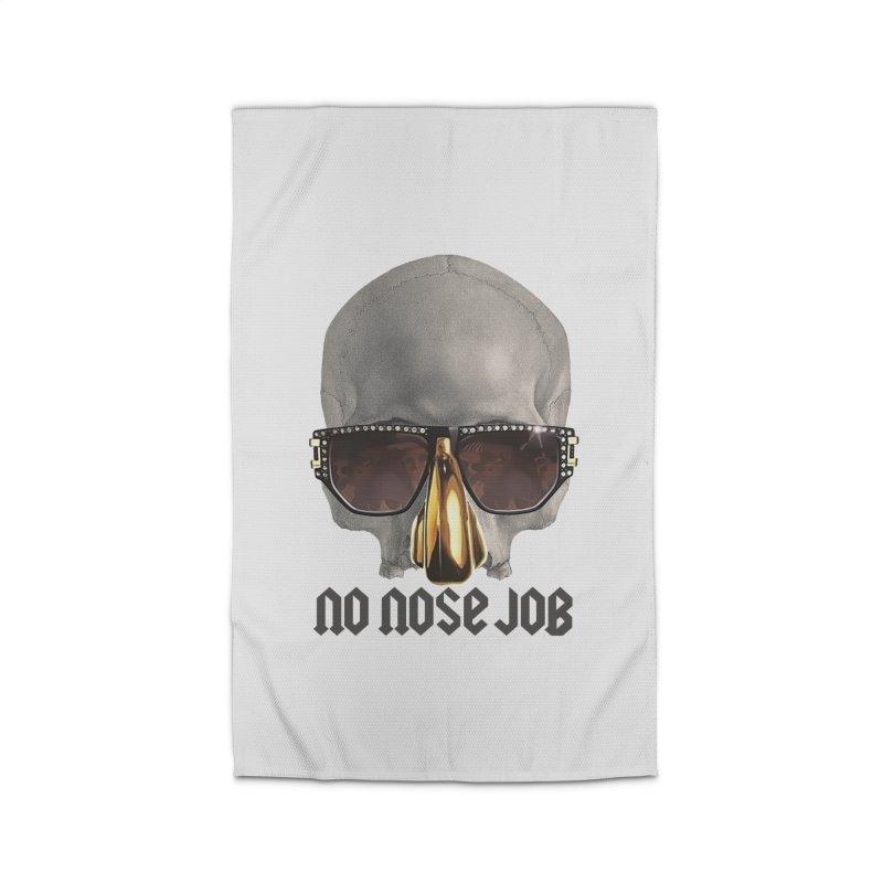 No Nose Job Home Rug by Frankie hi-nrg mc & le magliette
