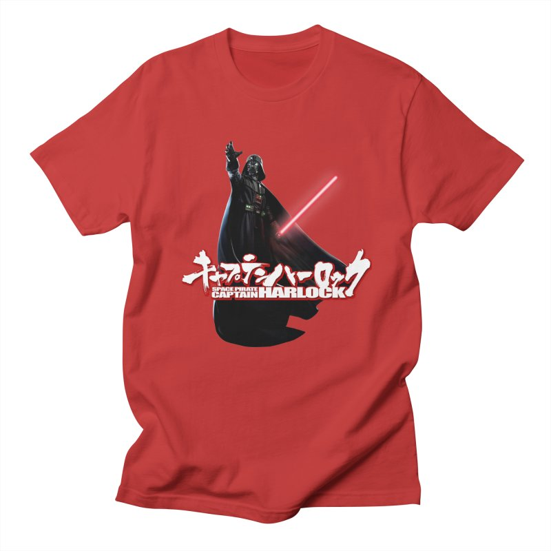 Capitan Vader Men's Regular T-Shirt by Frankie hi-nrg mc & le magliette