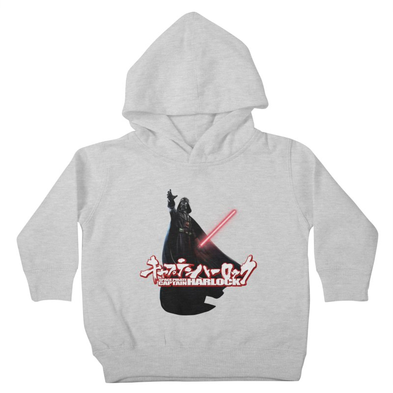 Capitan Vader Kids Toddler Pullover Hoody by Frankie hi-nrg mc & le magliette