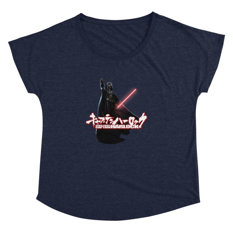 Capitan Vader Women's Dolman by Frankie hi-nrg mc & le magliette