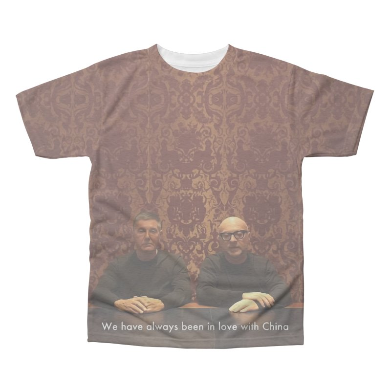 Gabbati Men's Triblend All Over Print by Frankie hi-nrg mc & le magliette