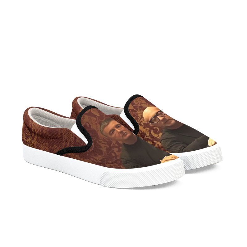Gabbati Women's Slip-On Shoes by Frankie hi-nrg mc & le magliette