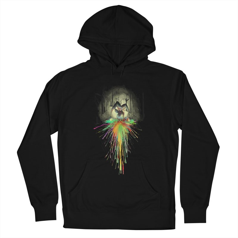 Sad Joker. Men's Pullover Hoody by franklymonkey's Artist Shop