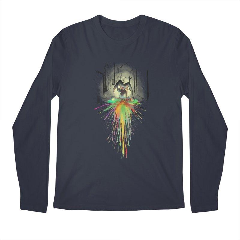 Sad Joker. Men's Longsleeve T-Shirt by franklymonkey's Artist Shop