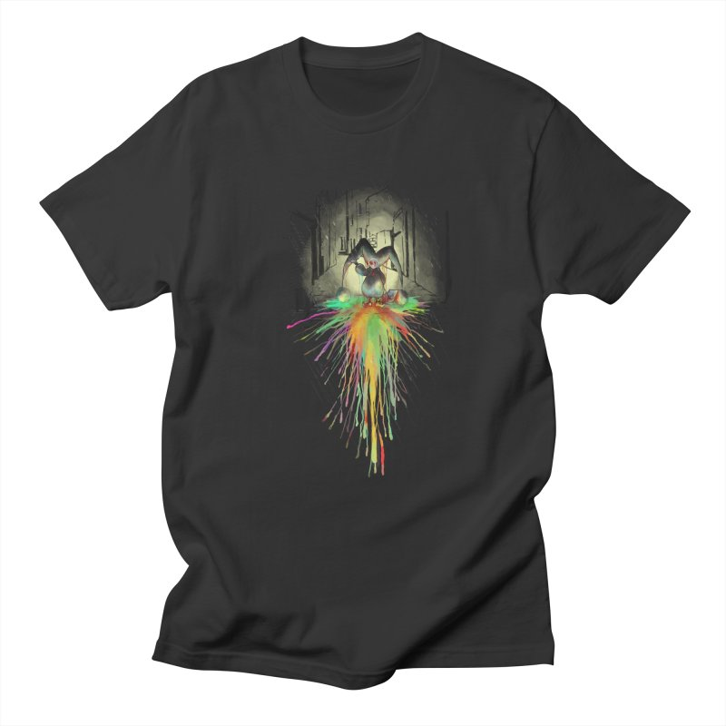 Sad Joker. Women's Unisex T-Shirt by franklymonkey's Artist Shop