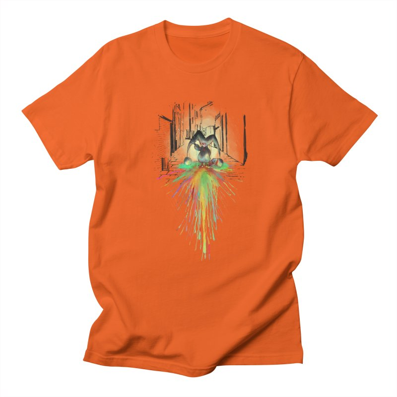 Sad Joker. Men's T-Shirt by franklymonkey's Artist Shop