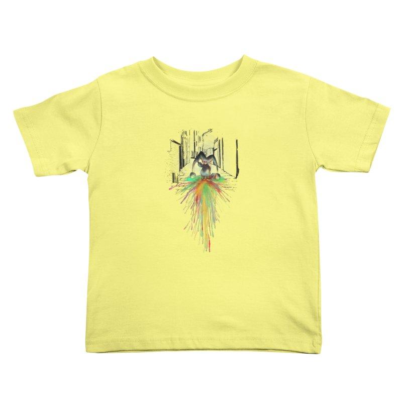 Sad Joker. Kids Toddler T-Shirt by franklymonkey's Artist Shop