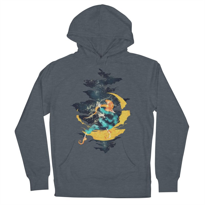 Moon Men's Pullover Hoody by franklymonkey's Artist Shop