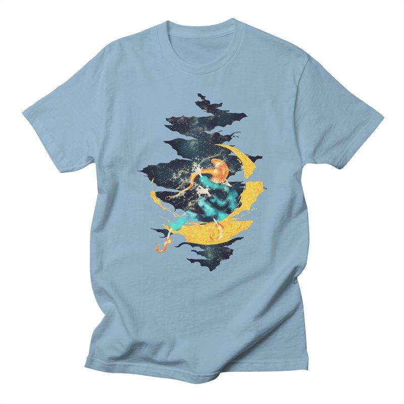 Moon Men's T-Shirt by franklymonkey's Artist Shop