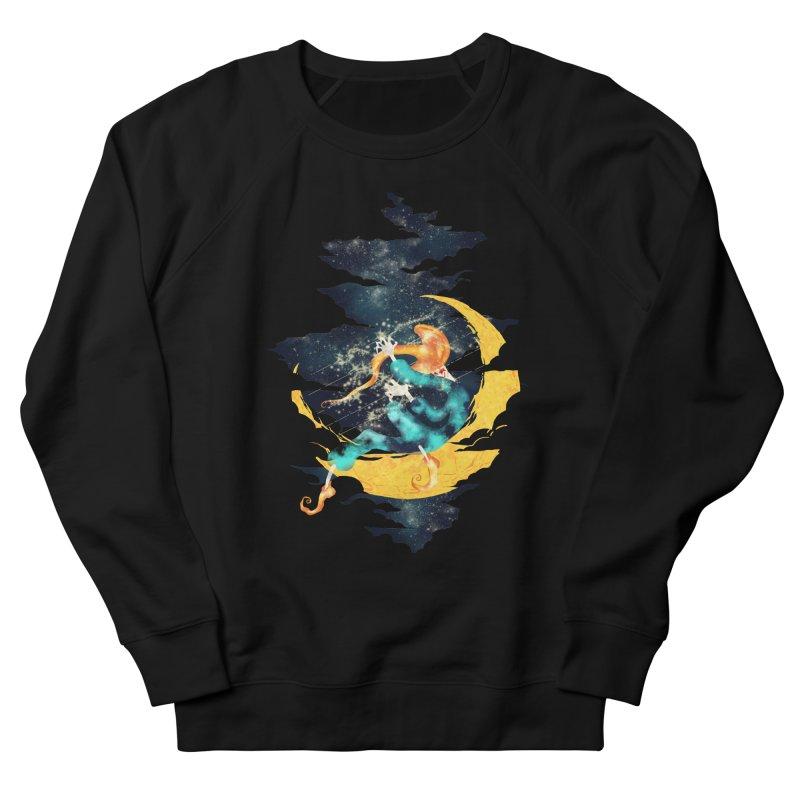 Moon Men's Sweatshirt by franklymonkey's Artist Shop