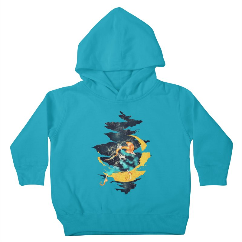 Moon Kids Toddler Pullover Hoody by franklymonkey's Artist Shop
