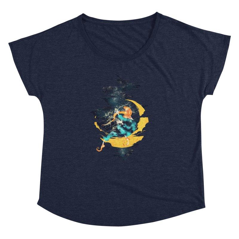Moon Women's Dolman by franklymonkey's Artist Shop