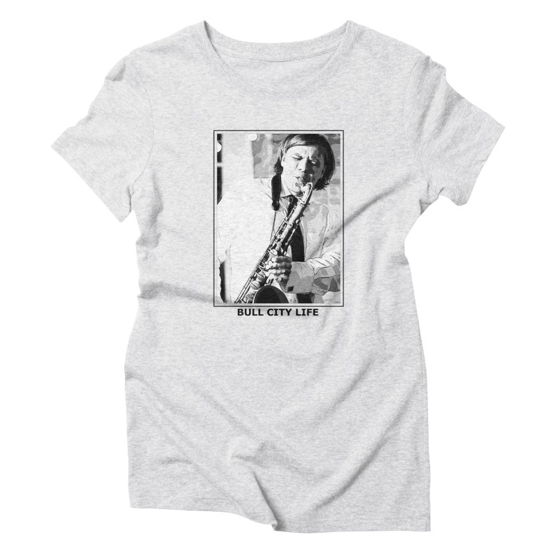 Bull City Life Peter Lamb Women's T-Shirt by Frank and Elizabeth Myers Photograpy