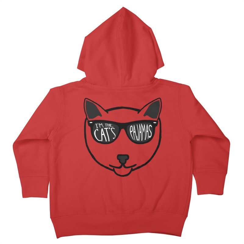 Cat's Pajamas Kids Toddler Zip-Up Hoody by Frank and Elizabeth Myers Photograpy