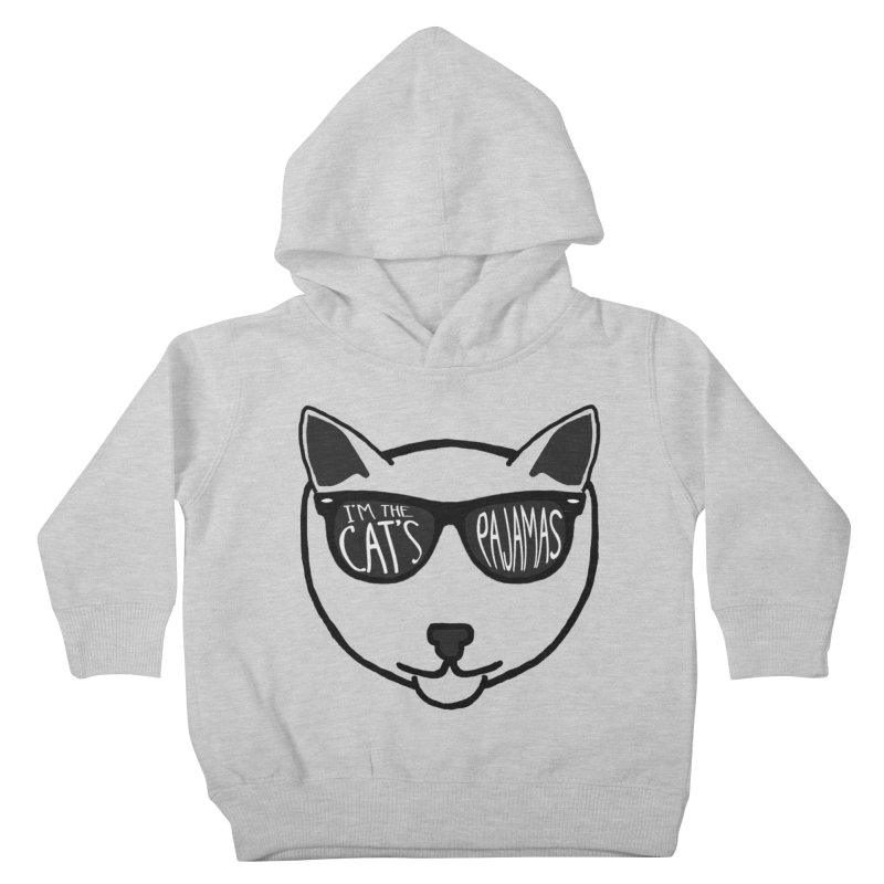 Cat's Pajamas Kids Toddler Pullover Hoody by Frank and Elizabeth Myers Photograpy